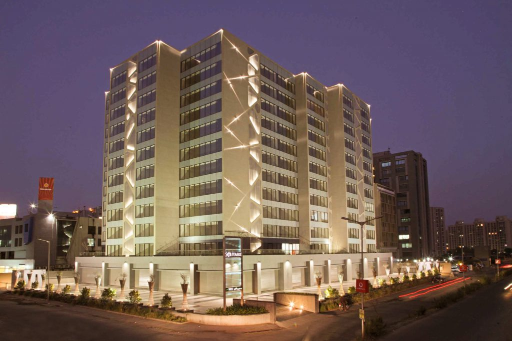 Goyal Amp Co Solitaire Real Estate Builders In Bangalore