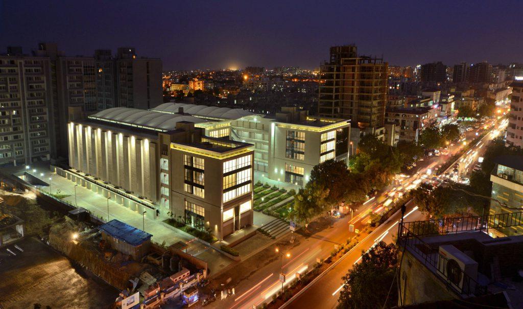 Titanium City Centre Satellite Anandnagar Road Shops Office For Sale Rent Ahmedabad